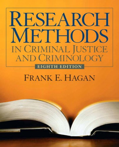Research Methods in Criminal Justice and Criminology (8th Edition)