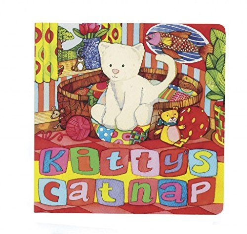 Jellycat Board Books, Kitty's Catnap