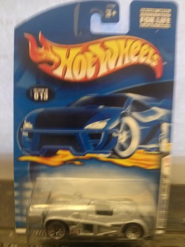 Hot Wheels 2001 First Edition Cadillac LMP 1/36 013 - 1
