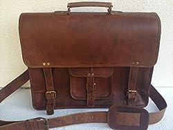 Vintage Crafts Messenger Handmade Bag Laptop Bag Messenger Bag Satchel Bag