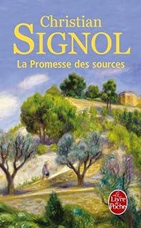 La promesse des sources : roman
