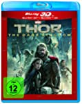 Thor - The Dark Kingdom (inkl. 2D Blu...