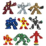 Iron Man 2 Movie Superhero Squad 3-Packs Wave 1