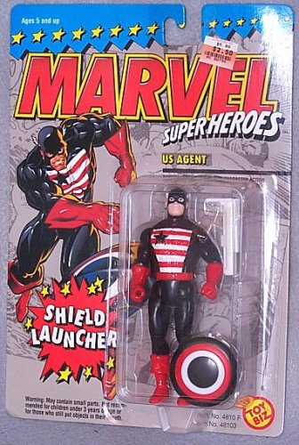 Marvel Super Heroes US Agent - 1