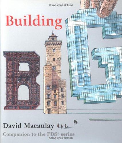 Building Big, David Macaulay