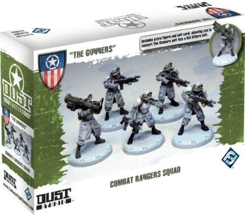 Dust Tactics: The Gunners