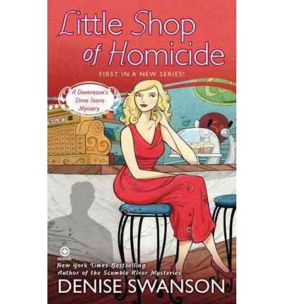 Image of Little Shop of Homicide