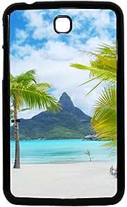 FCS Printed 2D Designer Hard Back Case For Samsung Galaxy Tab 3 Design-20921