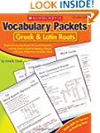 Vocabulary Packets: Greek & Latin Roo...