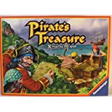 Pirate's Treasure Board Game by Ravensburger