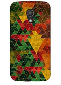 KALAKAAR Printed Back Cover for Motorola Moto G (2nd gen),Hard,HD Matte Quality,Lifetime Print Warrenty