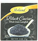 Roland Black Caviar, 2-Ounce Jar