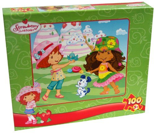 Strawberry Shortcake 100-Piece Puzzle - Girly Bird - 1