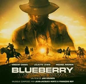 Blueberry - L'expérience secrète - (inclus un CD et un DVD bonus)