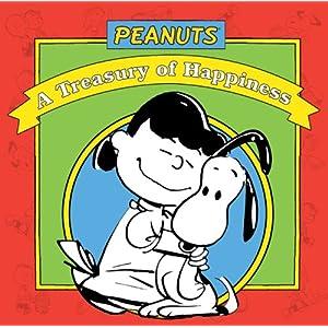 Peanuts Treasury of Happiness cover