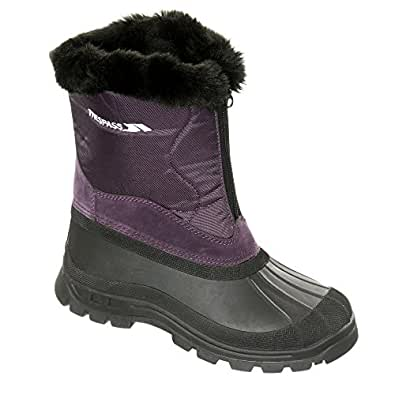 Trespass Womens/Ladies Zelda Waterproof Winter Snow Boots