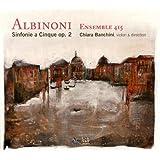 Albinoni: Sinfonie a Cinque, Op. 2