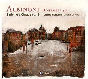 Sinfonias Op. 2 (Dig)