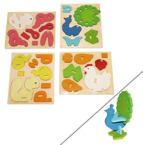 Dazzling-Toys-3D-Wooden-Assemble-Farm-Animals-4-pack
