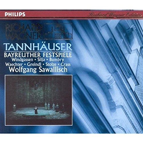 Wagner: Tannhauser (Wagner Sawallisch compare prices)