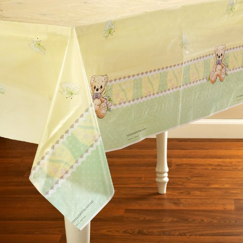 Precious Moments Plastic Tablecover Party Accessory