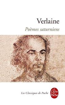 Poèmes saturniens par Verlaine