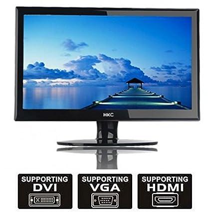 """HKC 2612A Ecran PC LED 26"""" (66 cm) 300 cd/m² DVI/HDMI Noir"""