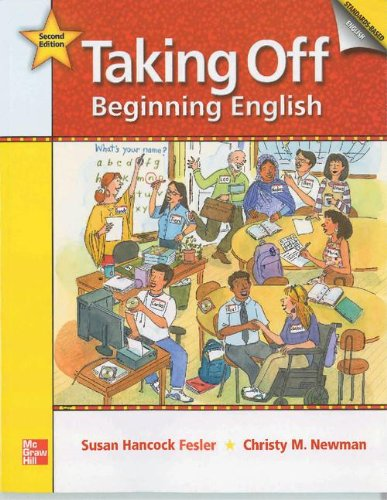 Taking Off Student Book: Beginning English
