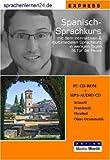 echange, troc Udo Gollub - Sprachenlernen24.de Spanisch-Express-Sprachkurs CD-ROM für Windows/Linux/Mac OS X + MP3-Audio-CD für Computer/MP3-Player/MP3-