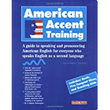 American Accent Training, 2nd Edition (Book + CD) ~ Ann Cook