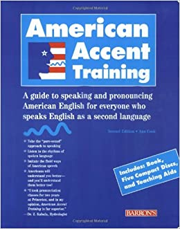 American Accent Training, 2nd Edition (Book + CD): Ann