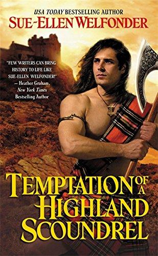 Image of Temptation of a Highland Scoundrel (Highland Warriors)