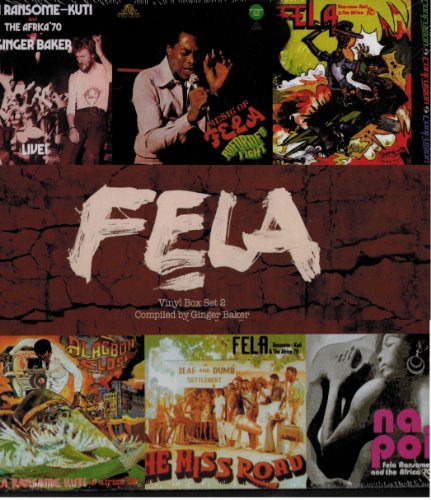 Vinyl Box Set 2 by Fela Kuti