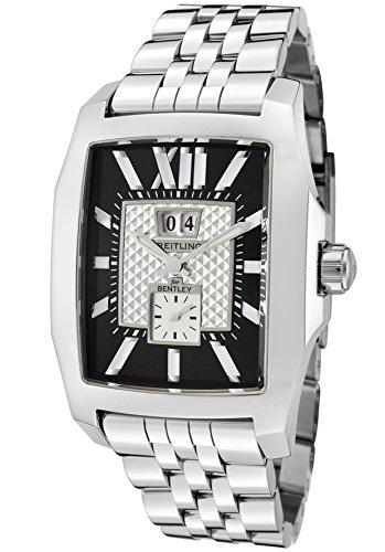 breitling-breitling-de-hombre-para-bentley-automatico-mechanical-chrono-plata-con-textura-negro-dial