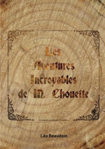 Les Aventures Incroyables de M. Chouette  [Beaudoin, Léo] (Tapa Blanda)