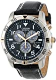 Citizen Mens BL5476-00E Eco-Drive Two Tone Perpetual Calendar Chronograph Watch