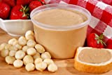 Fresh Salted Macadamia Butter (16oz Tub) - Salted
