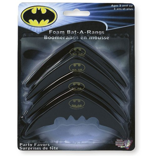 Batman Batarangs 4ct