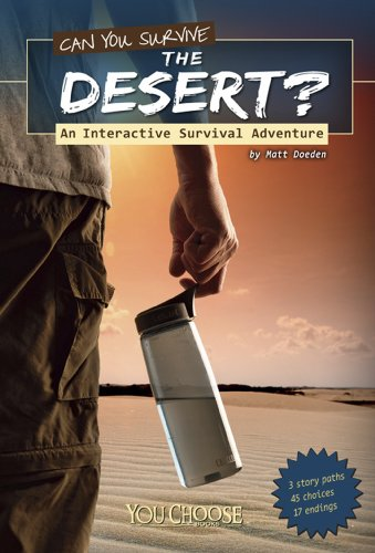 Can You Survive the Desert? (You Choose: Survival) (Can You Survive compare prices)