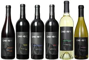 ONEHOPE California Mixed Pack, 6 x 750 mL
