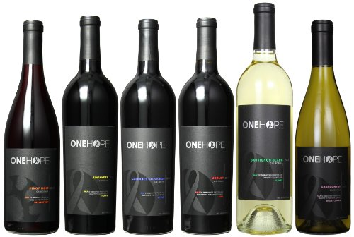 Onehope California Mixed Pack, 6 X 750 Ml