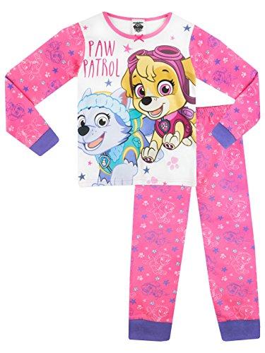 paw-patrol-girls-skye-and-everest-paw-patrol-pyjamas-age-3-to-4-years