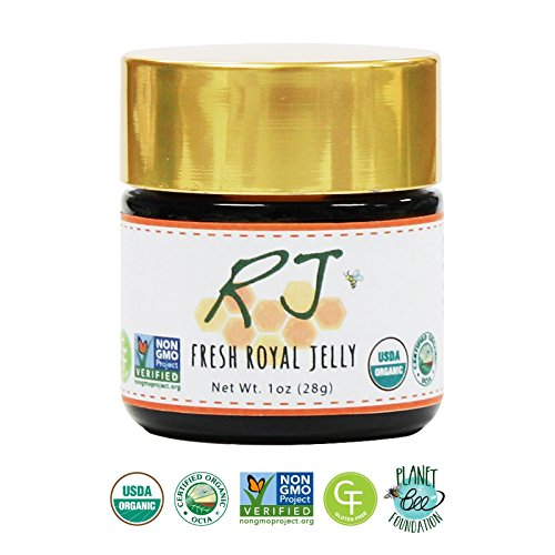 Organic Royal Jelly Whole Foods