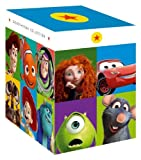 Pixar Collection (16 Blu-Ray) [Italian Edition]