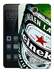 """Old Time Beer Printed Designer Mobile Back Cover For """"Xiaomi Redmi 3S"""" By Humor Gang (3D, Matte Finish, Premium Quality, Protective Snap On Slim Hard Phone Case, Multi Color)"""