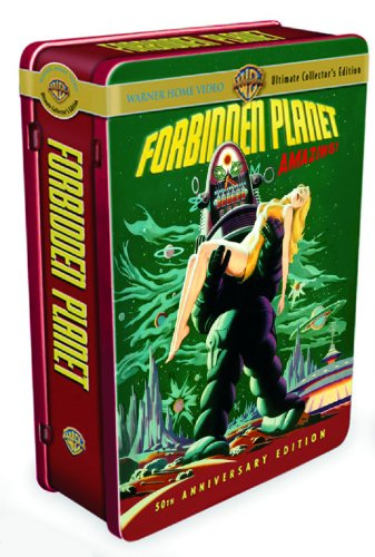 Forbidden Planet [DVD] [Region 1] [US Import] [NTSC]