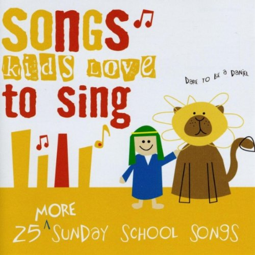 Helper, Comforter, Best Friend (25 More Sunday School Songs Album Version)