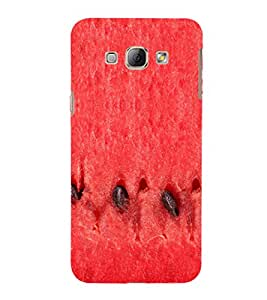 ifasho Designer Phone Back Case Cover Samsung Galaxy A8 (2015) :: Samsung Galaxy A8 Duos (2015) :: Samsung Galaxy A8 A800F A800Y ( Lion Side Face Attitude )