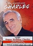 echange, troc Charles Aznavour : Palais des Congrès 2004
