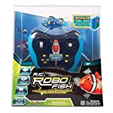 Robo Fish Robot R/C Remote Control Life-Like Fish with Tank